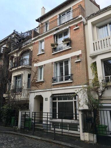 Vente appartement 2 pi ces 40m rue georges lardennois for Appartement atypique 75019